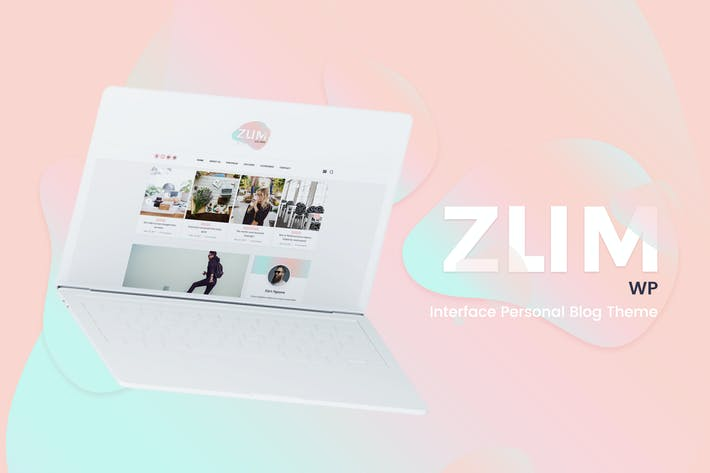 Thumbnail for ZUM - Personal Blog WordPress Theme