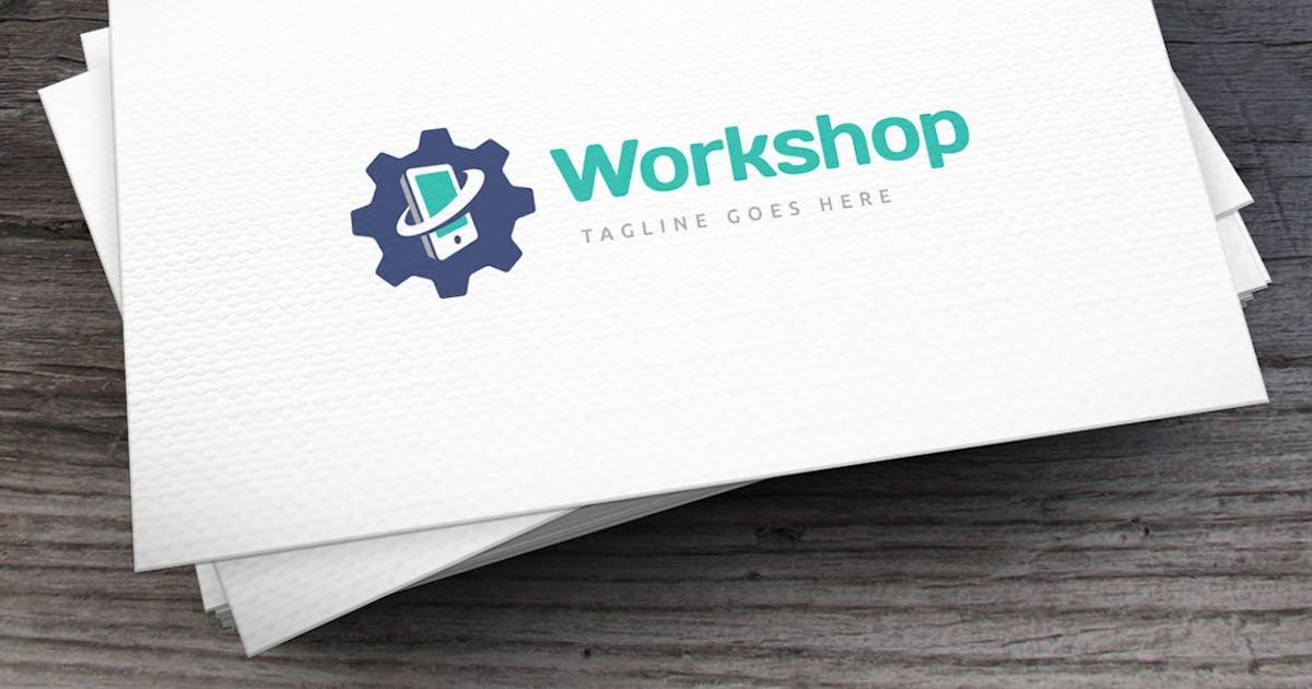 Download Mobile Workshop Logo Template by empativo