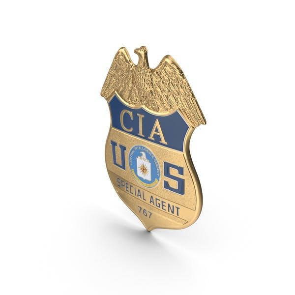 Thumbnail for CIA Badge