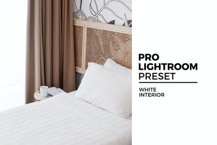 White Interior Preset