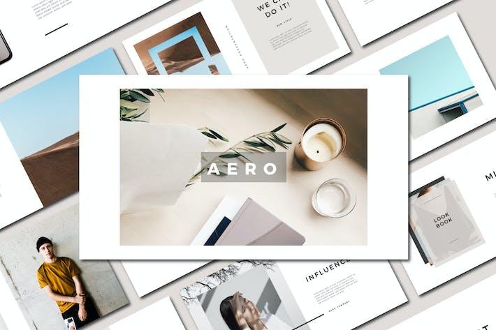 Aero | Powerpoint Template