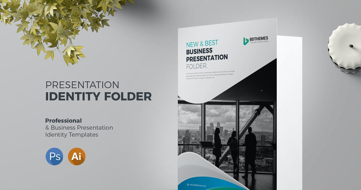 Download Presentation Folder Template 02 by Unknow