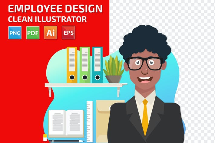 Thumbnail for Employee Design