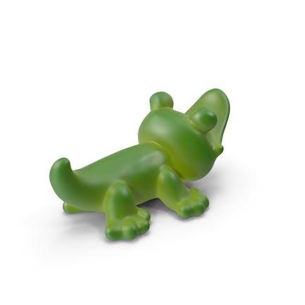 Toy Krokodil