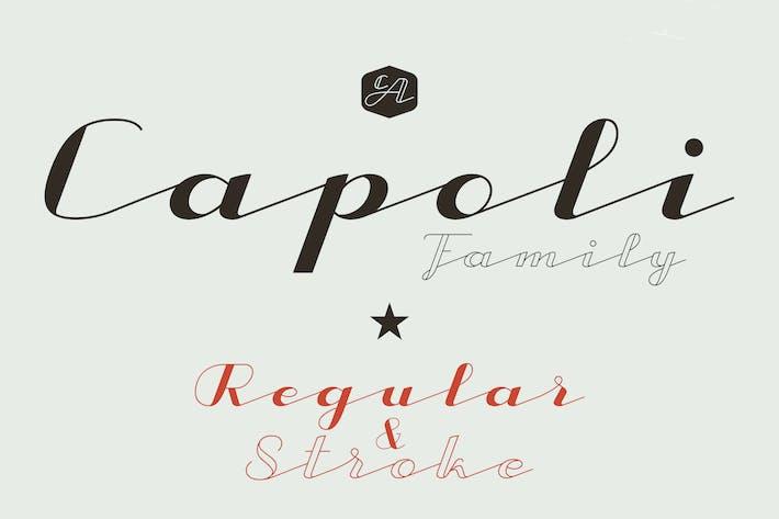 Thumbnail for CA Capoli