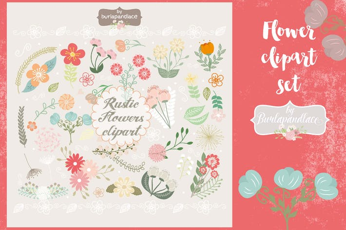 Thumbnail for Floral set