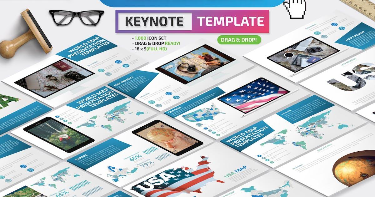 Download Maps Keynote Presentation by mamanamsai