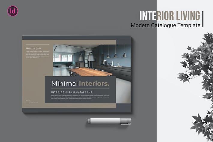 Thumbnail for Minimaler Innenraum — KatalogVorlage
