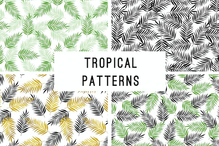 Thumbnail for Tropical Seamless Patterns