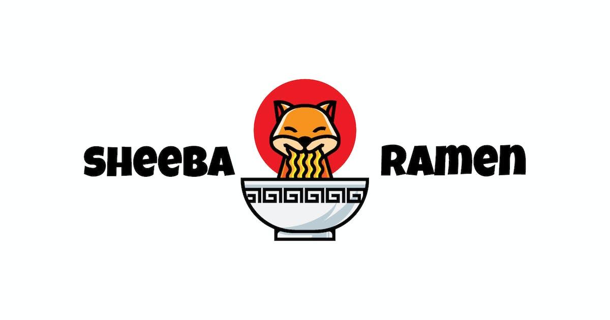 Download Sheeba Ramen - Mascot & Esport Logo by aqrstudio