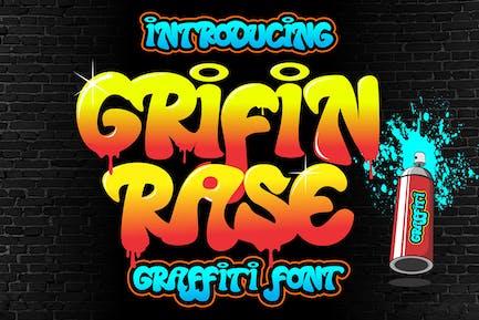 Grifin Rase - Graffiti Urban Font
