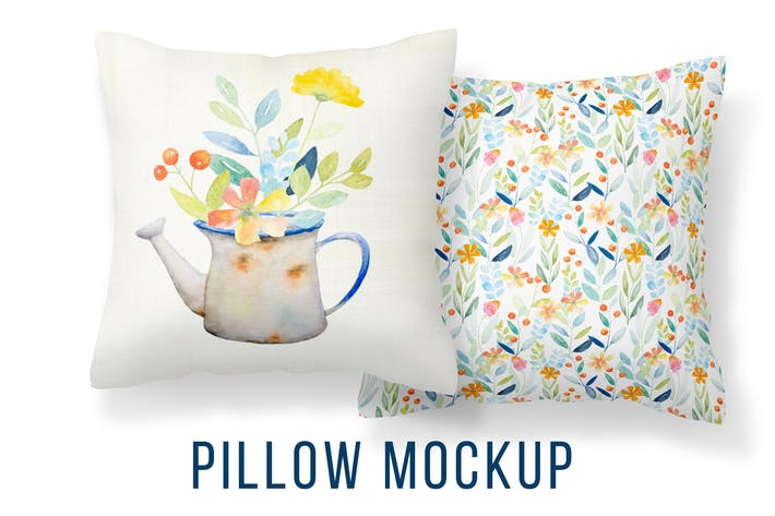 Thumbnail for Pillow Mockup