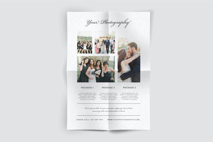 Thumbnail for Wedding Packing Template