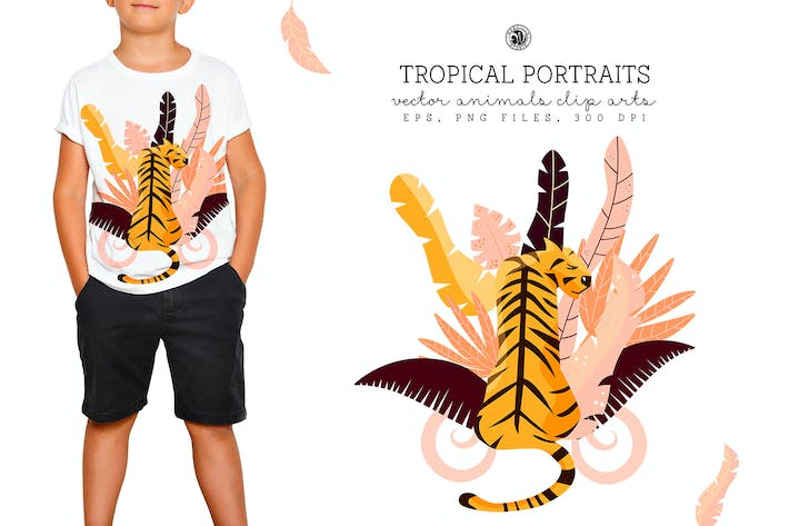 Thumbnail for Tropical Portraits