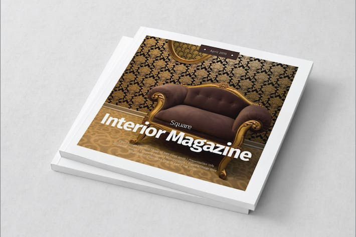 Thumbnail for Square Interior Magazine