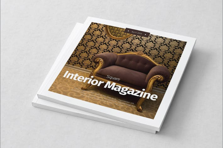 Thumbnail for Square Interior Magazine