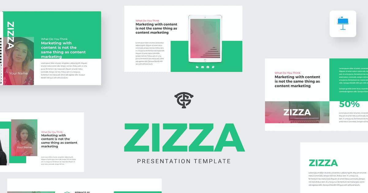 Download Zizza Marketing - Keynote by graptailtype