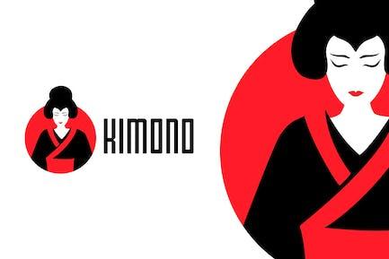 Japanese Kimono Logo