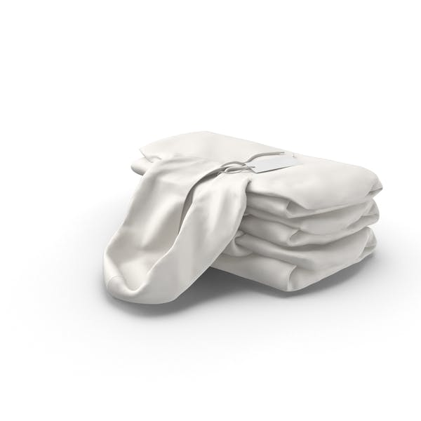 Cover Image for Female Fitted Hoodie Folded