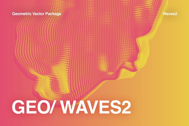 GEO_WAVES2 Vector Pack