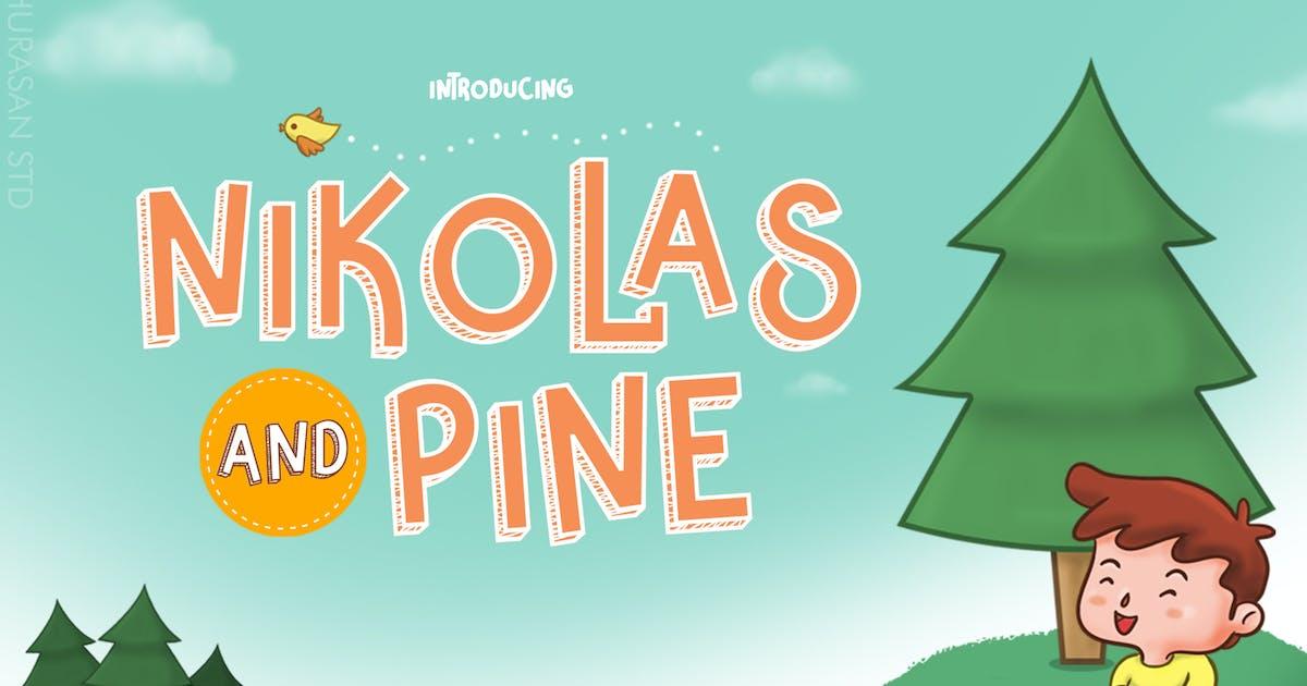 Download Nikolas and Pine by khurasan