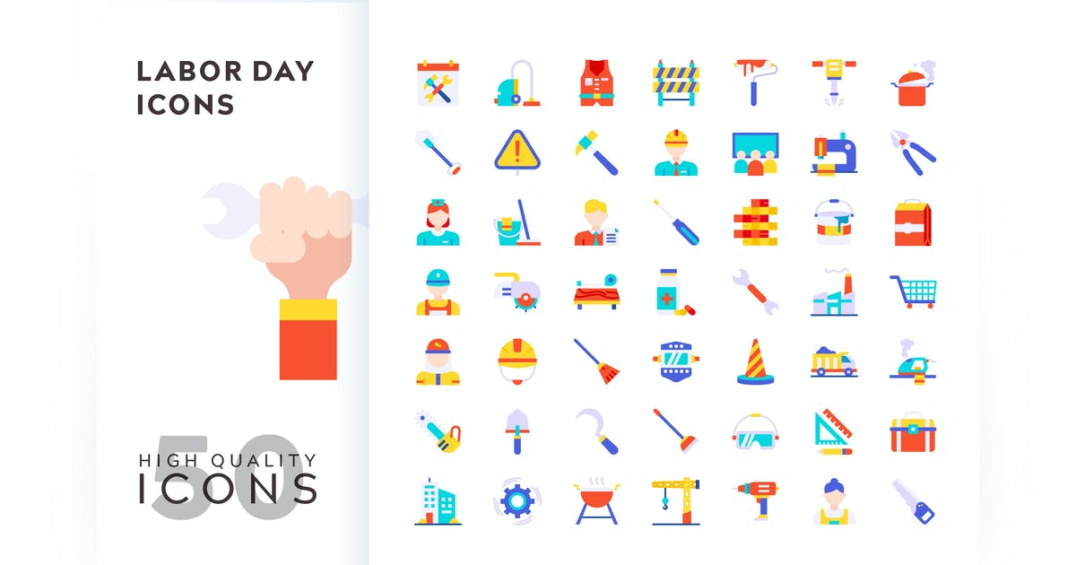 Download LABOR DAY FLAT COLOR by subqistd