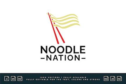 Logo Design - Noodle Nation