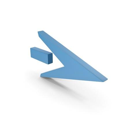 Arrow Blau