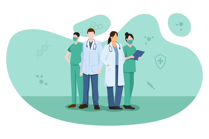 Thumbnail for Healthcare - Vector Illustration