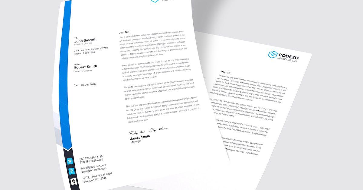 Download Letter Presentation Mock Up Vol 04 by RetroBox