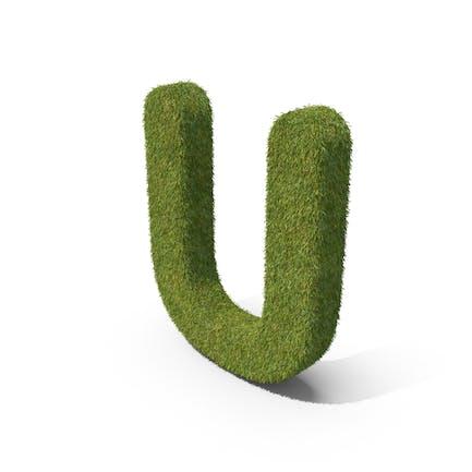 Grass Großbuchstabe U