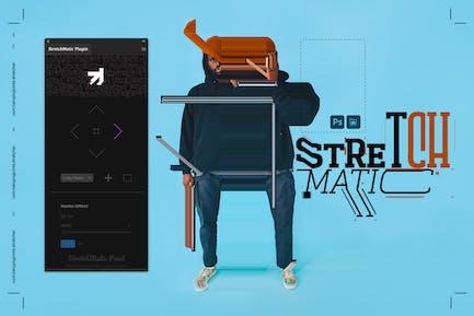 StretchMatic - Photoshop Plugin
