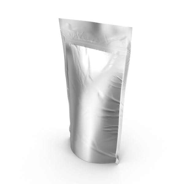 Metallic Food Pouch