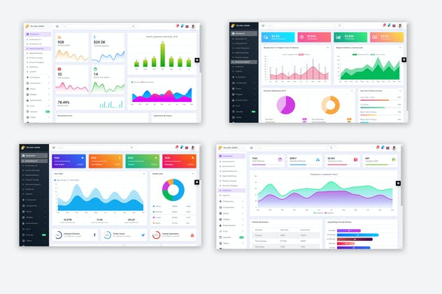 Bulona - Angular 10+ Admin Template