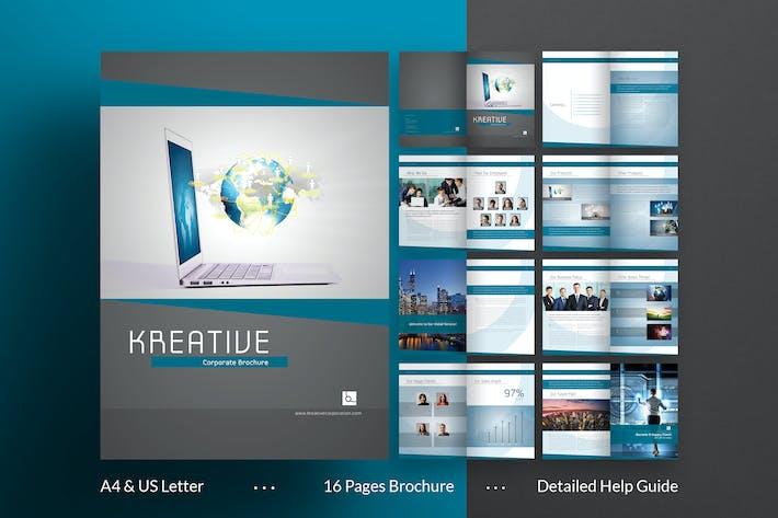 Thumbnail for Brochure | Kreative Corporation