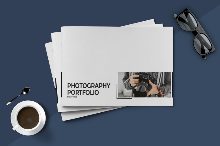 Thumbnail for Minimal Photography Portfolio