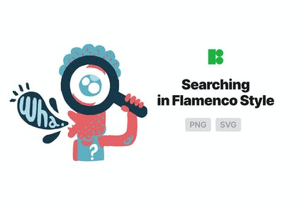 2D Flamenco - Searching