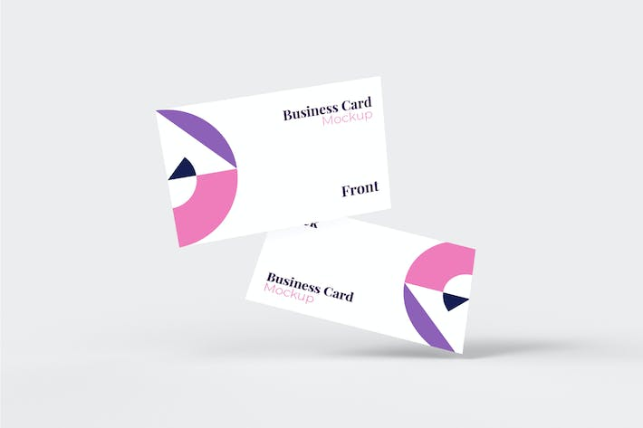 Thumbnail for Business Card Mockup