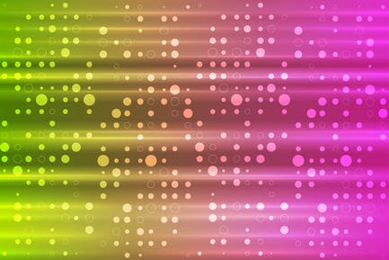 Glowing shiny tech abstract background