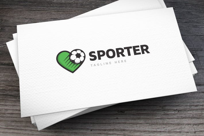 Thumbnail for Sport Fan Logo Template