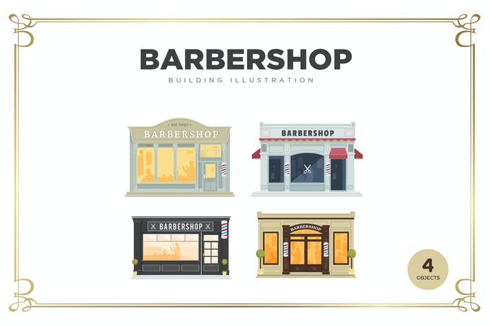 Thumbnail for Barbershop Building