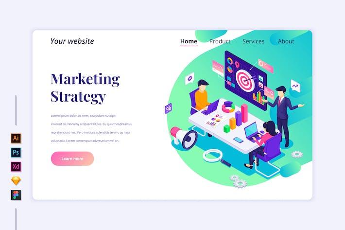 Thumbnail for Marketing Isometric - Agnytemp