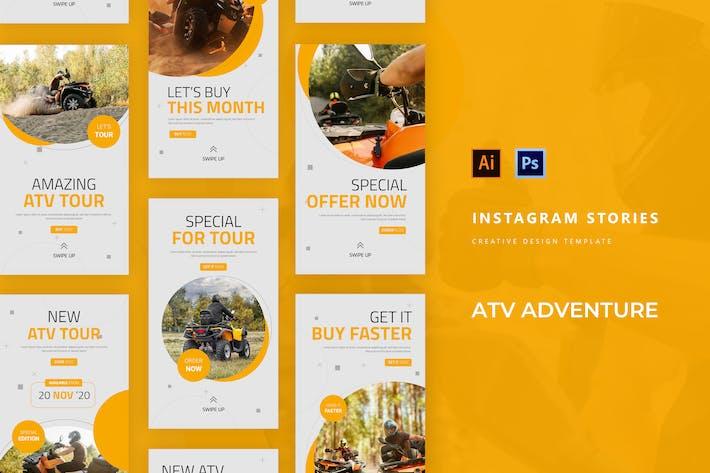 Thumbnail for ATV Adventure Instagram Story