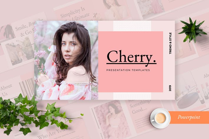 Thumbnail for Cherry Powerpoint Presentation