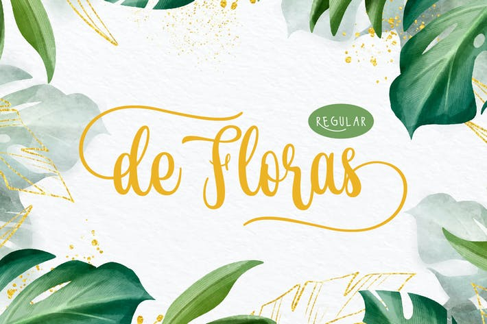 Thumbnail for de Floras - Regular