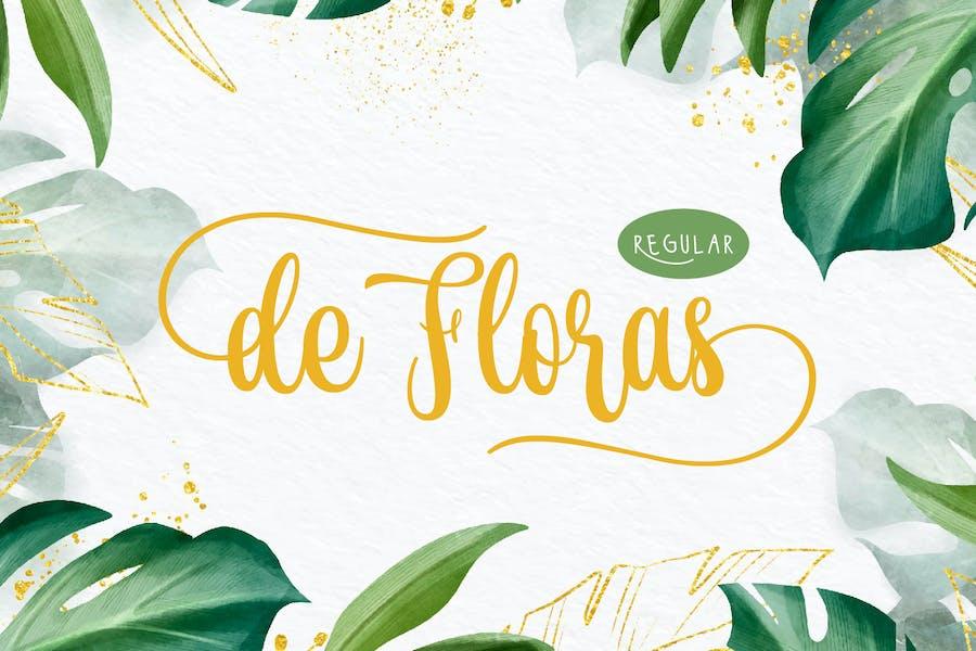de Floras - Regular
