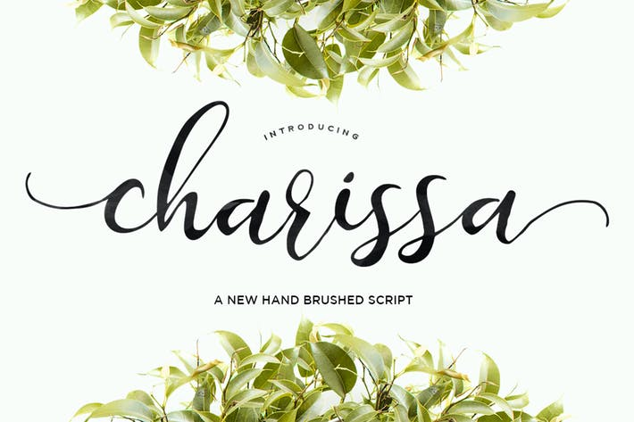 Thumbnail for Charissa Script