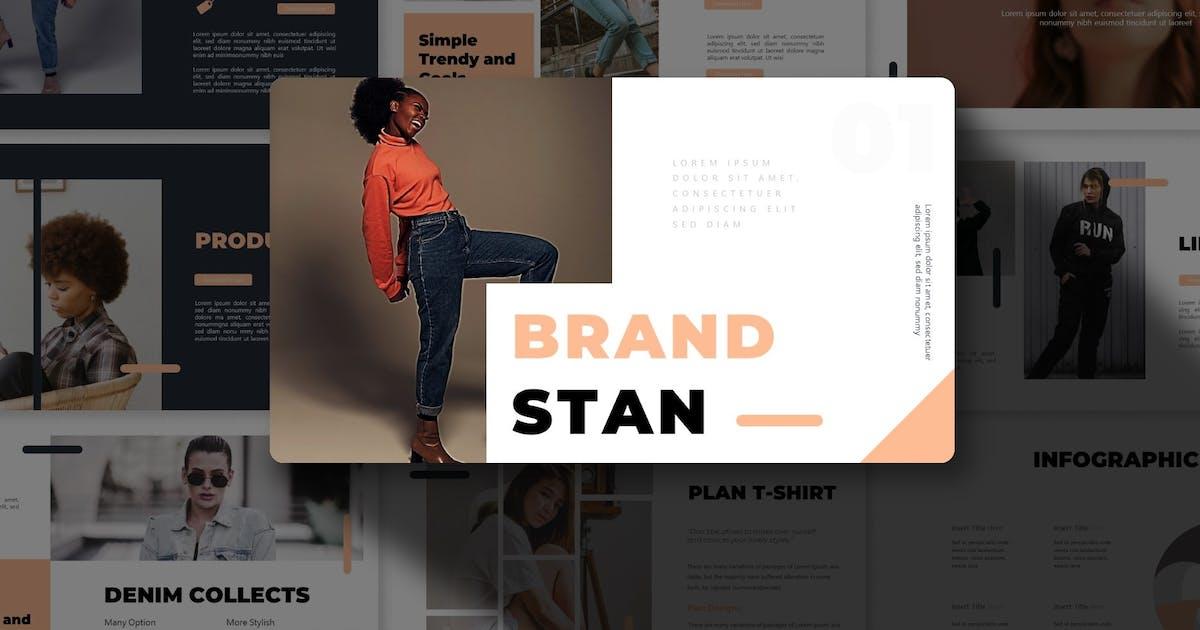 Download Brandstan | Google Slides Template by Vunira
