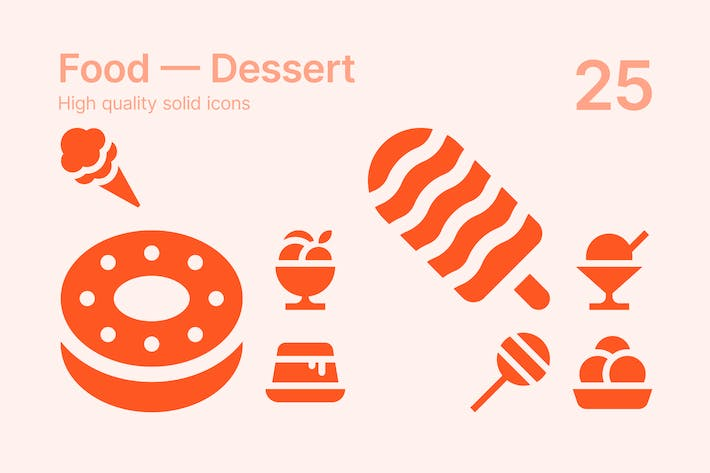 Thumbnail for Food — Dessert #2
