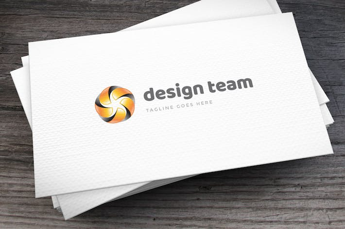 Thumbnail for Design Team Logo Template